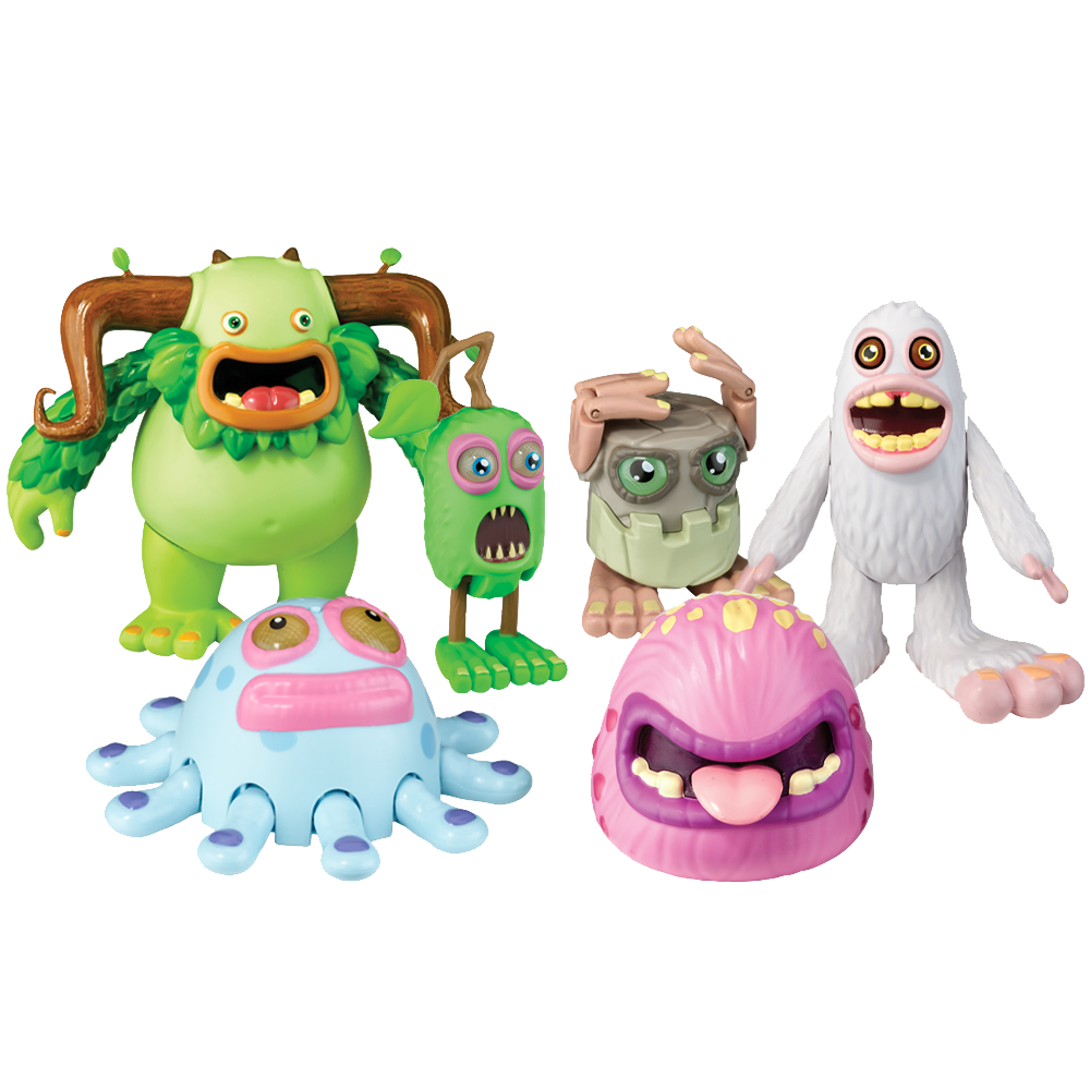 Buy My Singing Monsters Collectible Figures